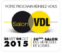 Visit us on  Salon VDL in le Bourget (26/09 - 04/10).
